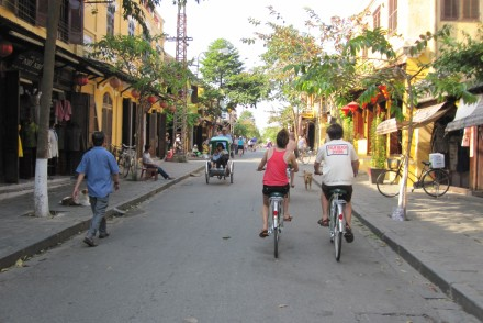 Bike Ride - Hoi An, Vietnam