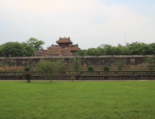 Imperial Citadel- Hue, Vietnam