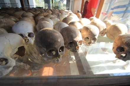 Killing Fields - Phnom Penh, Cambodia