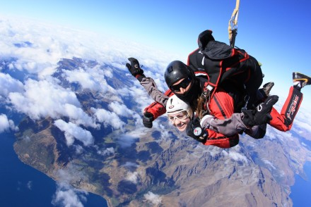 Skydive - Queenstown, New Zealand-2