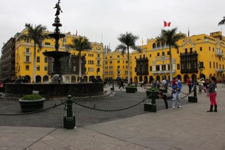 Colonial Lima, Peru