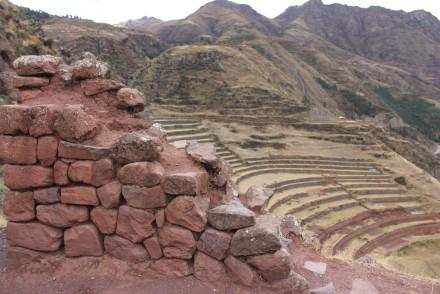 Pisac Ruins, Peru