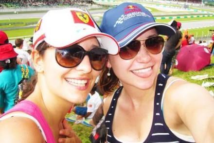 Kuala Lumpur and F1 Racing!