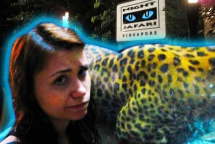 Singapore Zoo X2- Thunderstorms and Night Safari