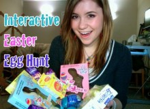 Interactive Easter Egg Hunt