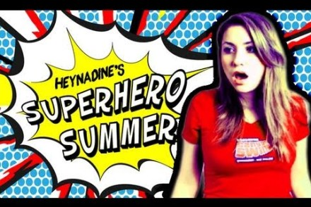 Superhero Summer!