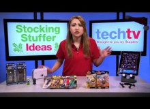 Staples TechTV: Watch and Win!