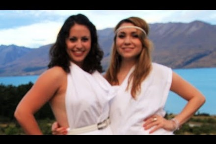 Chocolates and Togas : Lake Ohau