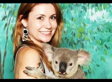 That Time I Held A Koala