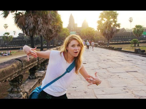 So It Seems I Have A Bucket List : Angkor Wat