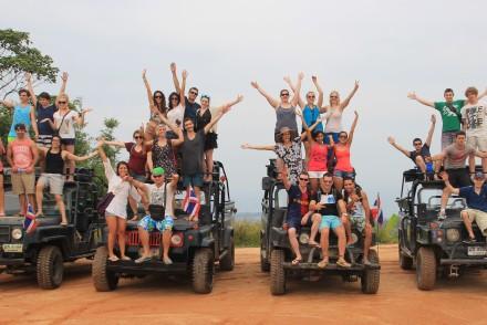 4X4 Island Tour- Koh Samui, Thailand