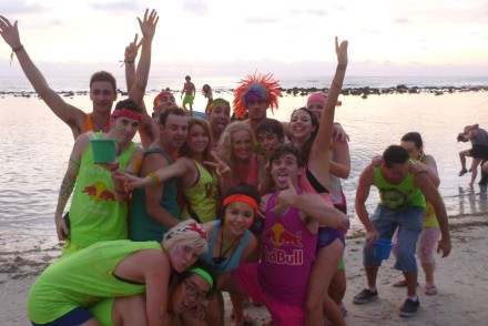 Full Moon Party - Koh Pha Ngan, Thailand-85