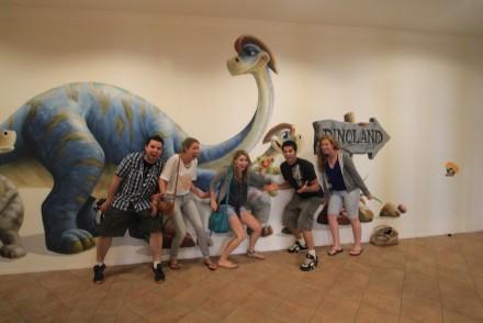 Dinoland- Vienna, Austria