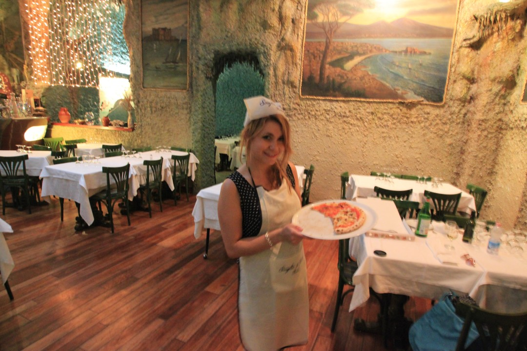Pizza Cooking Class - Rome, Italy