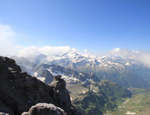 Mount Titlis- Swiss Alps, Switzerland