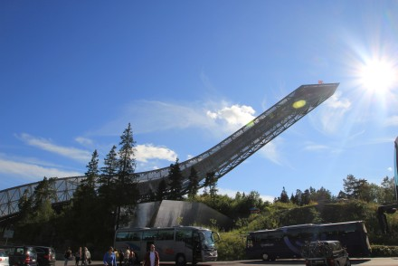 Holmenkollen Ski Jump- Oslo, Norway