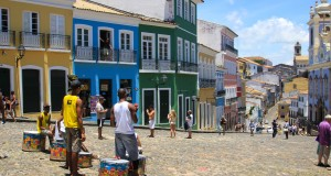 The City of Colour: Salvador