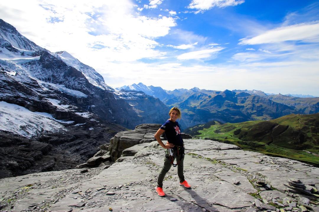 Jungfrau Via Ferrata - Lauterbrunnen, Switzerland