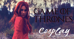 Melisandre of Asshai Cosplay Costume- Game of Thrones