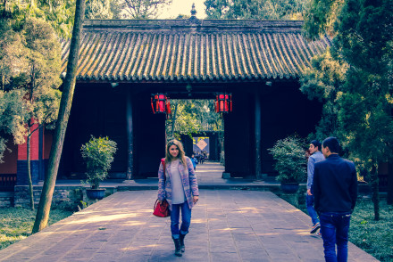 Jinli Street- Chengdu, China