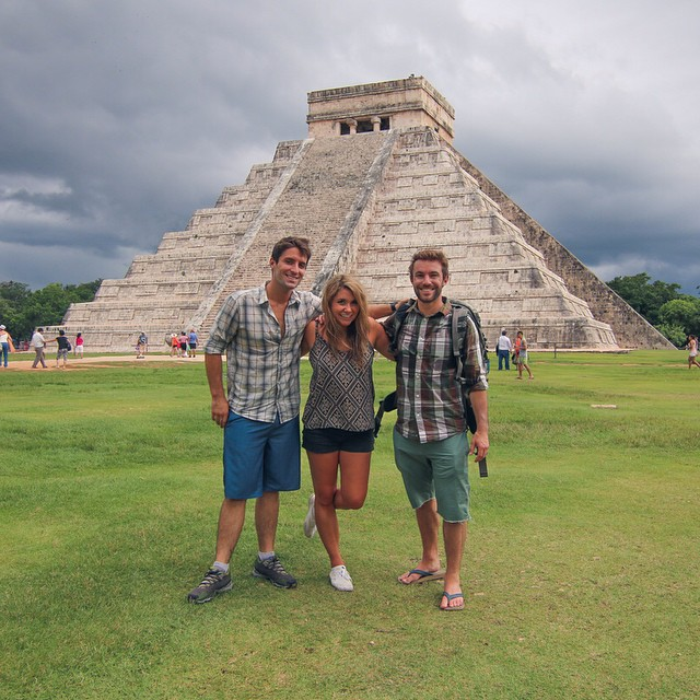 Zomg look who else I found in #Mexico ! @vagabrothers @viatortravel day trip fun! #travel