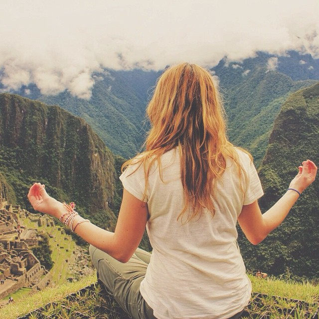 #tbt Machu Picchu, Peru ??