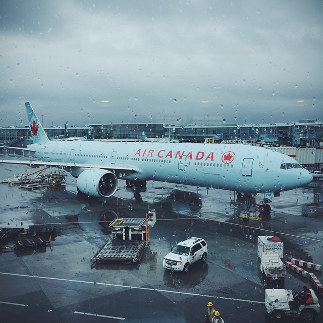 See you soon Toronto! ✈️✈️✈️ come check out my shows @bufferfestival http://www.bufferfestival.com/nadinesykora