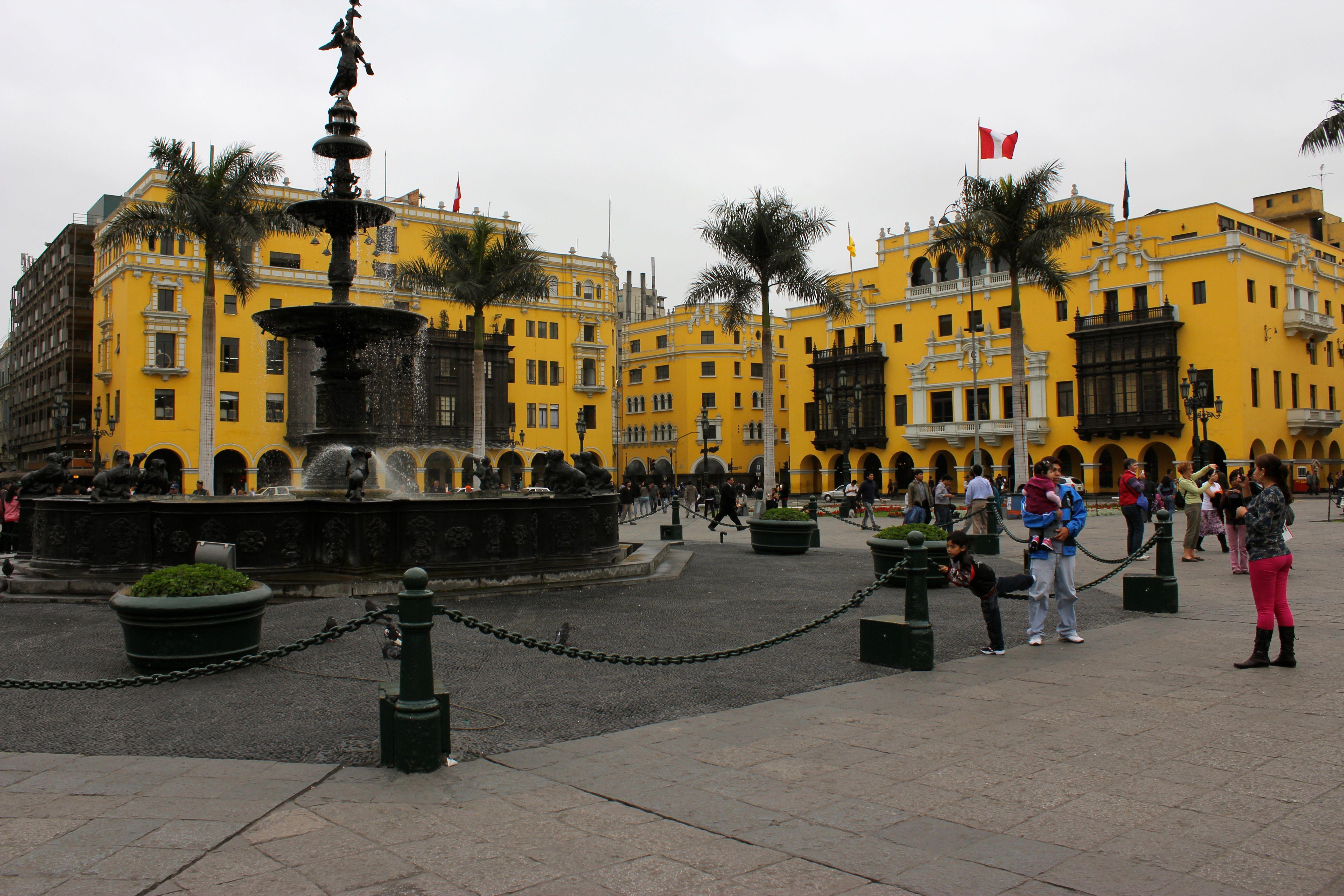 Lima Peru South America
