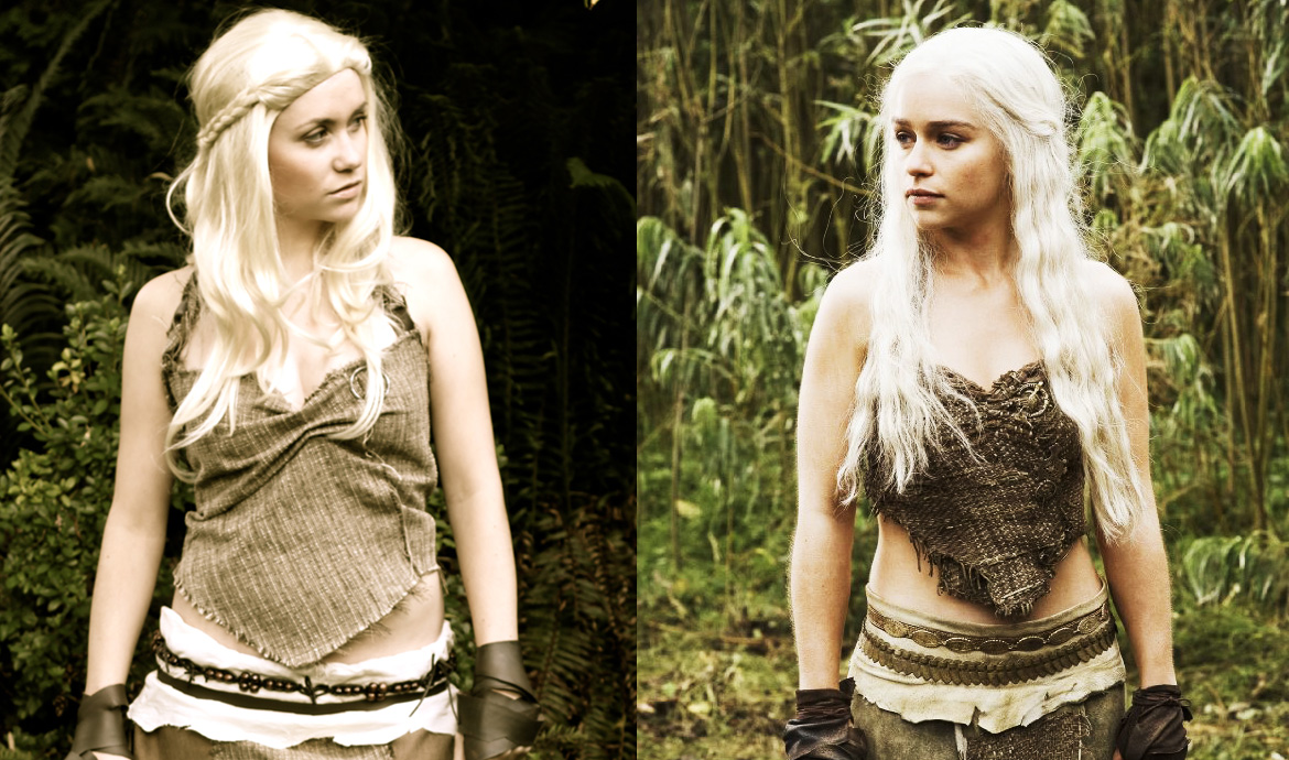 Daenerys Targaryen (Khaleesi) Cosplay Costume | Fashion ...